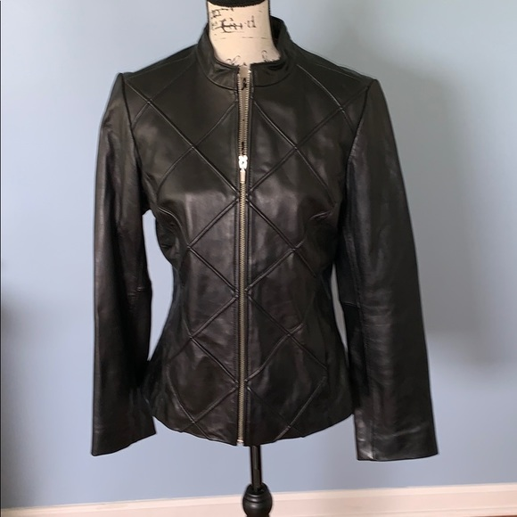 Mossimo Supply Co. Jackets & Blazers - Genuine leather MOSSIMI jacket